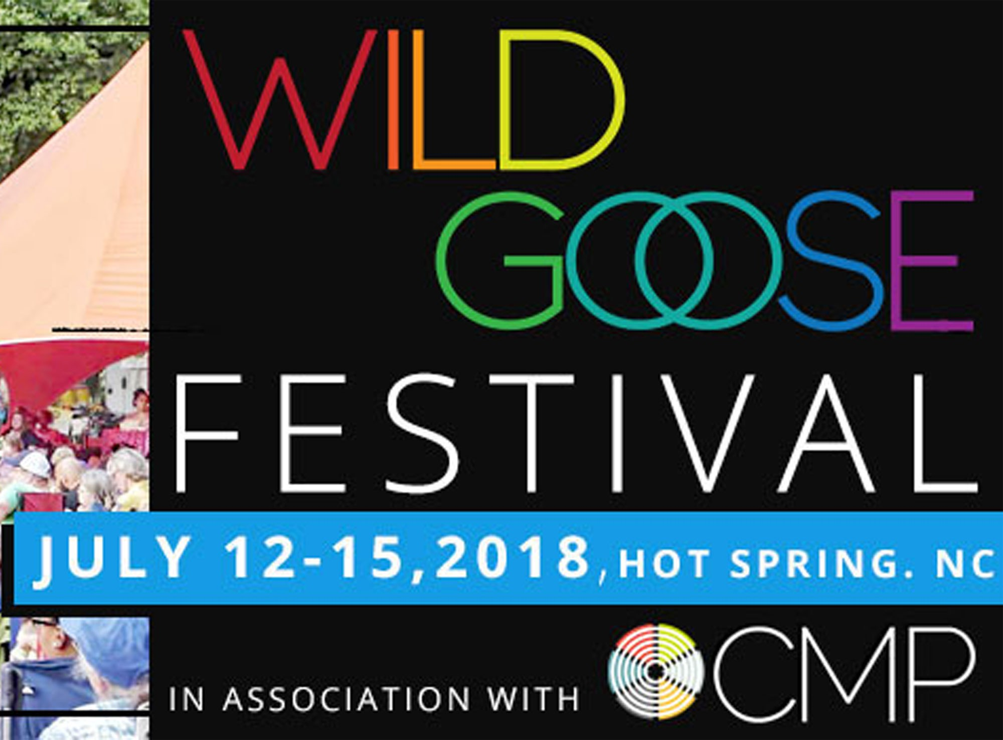 Wild Goose Festival Package